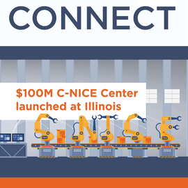 Part of the Connect Newsletter cover
