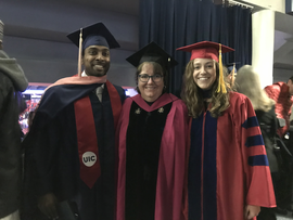 Summer and Fall 2019 Commencement Ceremony