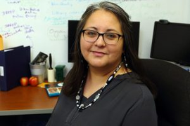 Cynthia Soto, director of UIC's Native American Support Program, connected UIC researchers with Native American communities in Chicago.