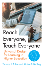 Cover image of book Reach Everyone, Teach Everyone: Universal Design for Learning in Higher Education