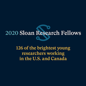 Sloan Research Fellow logo
