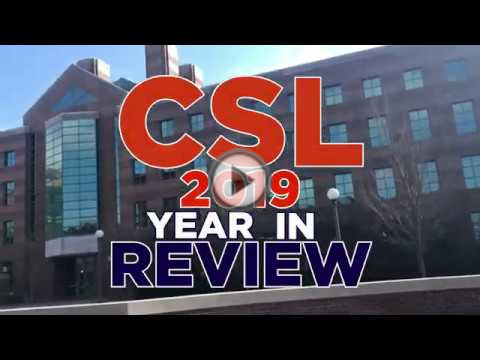 CSL year in review video thumbnail