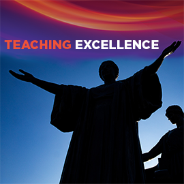 Teaching Excellence graphic