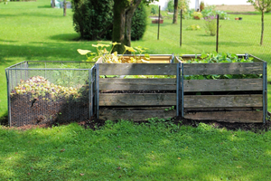 Getting your compost pile going again after the long, cold winter can be intimidating, but it is possible with a little bit of time and careful management.