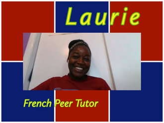 Laurie, French Tutor