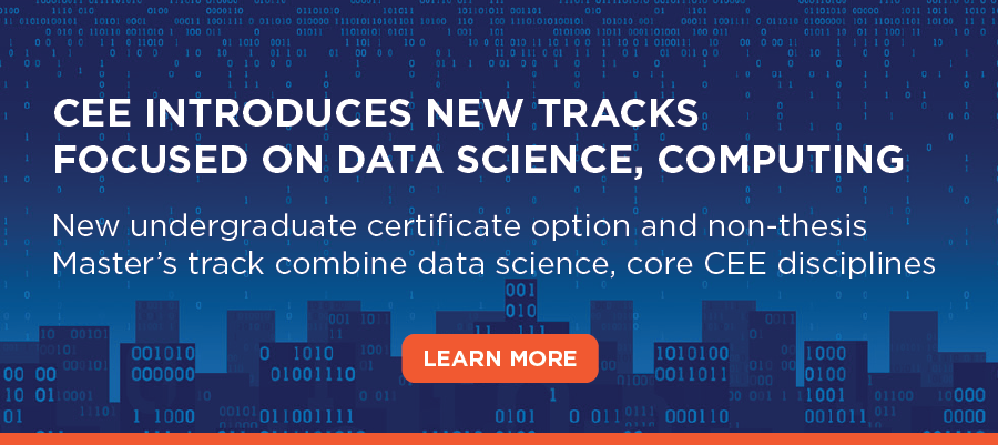 data science tracks infographic