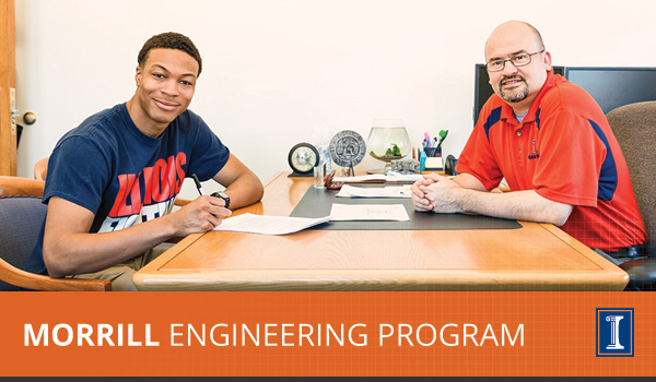 Morrill Engineering Program