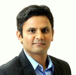 Head shot of Professor Prashant Jain
