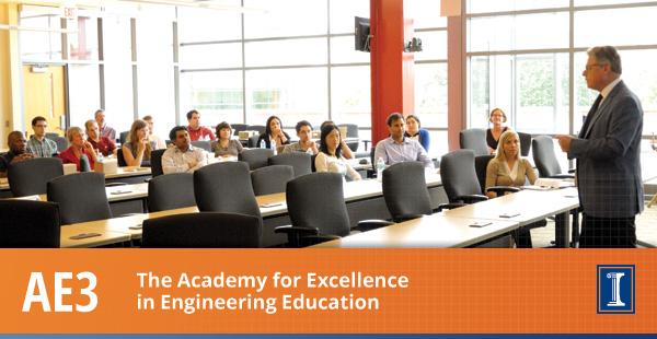 AE3: The Academy for Excellence in Engineering Education