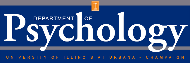 Department of Psychology at Illinois