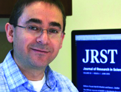 Fouad Abd-El-Khalick selected to co-edit prestigious Journal of Research in Science Teaching