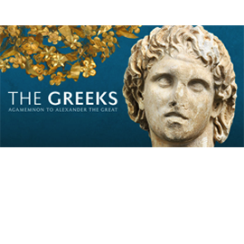 The Greeks event graphic