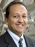 Photo of Rashid Bashir, Bioengineering department head.