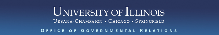 University of Illinois Office of Governmental Relations