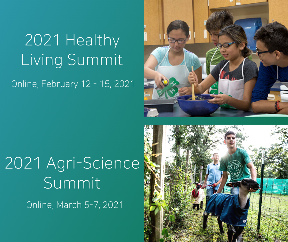 healthy living and agri-science summits