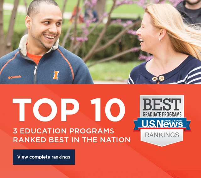 Three Education programs ranked best in the nation