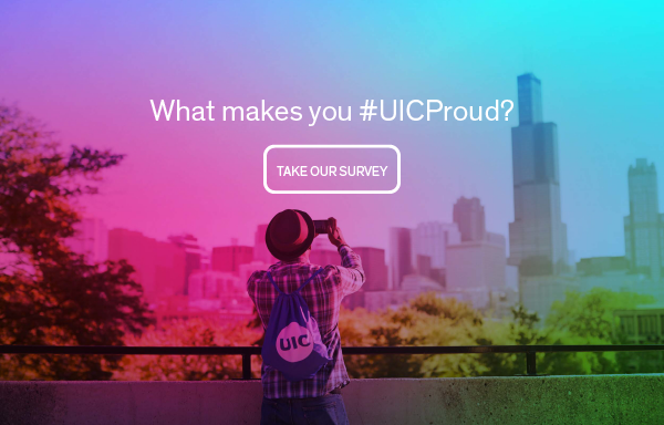 Take a survey on how UIC can serve you as an alumnus
